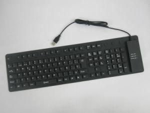2017 Newst OEM Design de teclado flexível