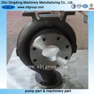 La norme ANSI Moulage au sable Acier inoxydable/Durco Carter de pompe en acier au carbone