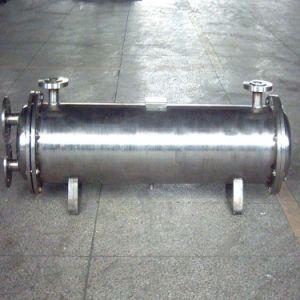 중국에 있는 Shell 주문을 받아서 만들어진 &Tube Heat Exchanger