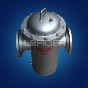 기업 물 처리 주거를 위한 Dn125 주거 바구니 필터