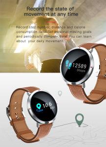 새로운 디자인 둥근 스포츠 적당 지능적인 시계 심박수 모니터