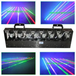 Перемещение передней фары дальнего света жира лазера Professional Lighting