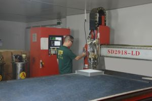 Resistencia a altas temperaturas Mini-Pleated Filtro HEPA para horno de secado de farmacia