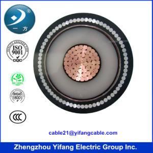3.3Kv, 6.6kv, 11Kv, 22Kv, 33kv, U/g de Cable de cobre blindado con alambre de aluminio S/C 300mm2