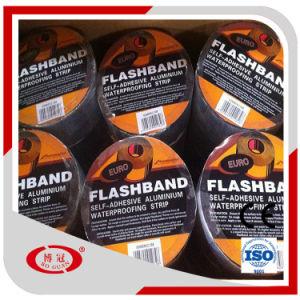 Verzegelende Band van het Bitumen van de Band van de Dekking van het Broedsel van de Band van de Aluminiumfolie van de Verkoop van de fabriek direct de Opvlammende
