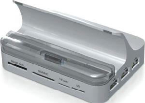 Einteiliges Dock für iPad/iPhone/iPod