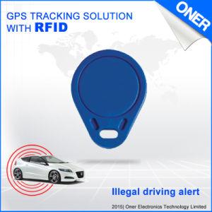 Fahrzeug-Verfolger mit Fahrer Identifikation kennzeichnen, Identifikation Report Oktober 600