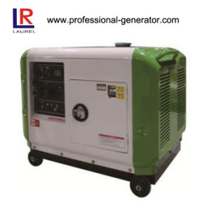 Generatore diesel elettrico a quattro tempi 4.5kVA
