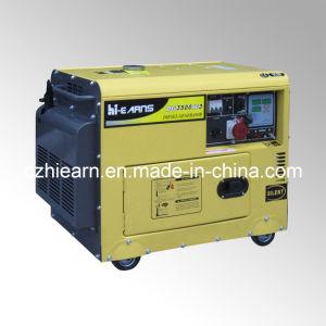 Air-Cooled Silent тип генератора дизельного двигателя (DG3500SE3)