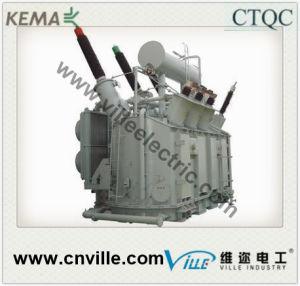 50mva 220kv Leistungstranformator mit auf Eingabe-Hahn-Wechsler