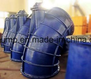 Bomba de circulación del agua de la central eléctrica de la serie de Zl