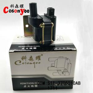 イリジウムのイグニション・コイル、OEM: S11-3705010ab、Chery QQ01.1.