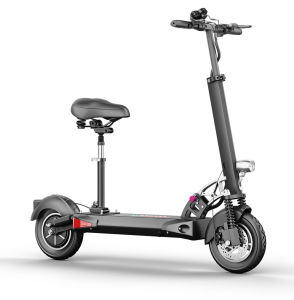 Con el asiento 10pulgadas ruedas 2350W, 500W Scooter eléctrico plegable Motor sin escobillas de E-Scooter precios baratos e-Scooter