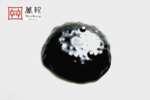 La mélamine disque irrégulière. Versatile Disc. Plaque de Sushi (140002)