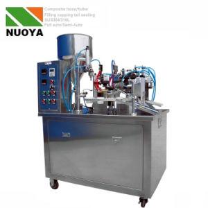Materiale da otturazione del tubo e macchina compositi automatici di sigillamento per liquido