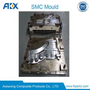Ts16949 La compresión de SMC molde para la construcción de los componentes de la plantilla