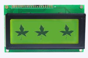 Stn bleu 128X32 du panneau du module LCD Affichage LCD programmable