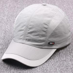 A tampa da pala-Adulto personalizado chapéu de Verão 6 Painéis de alta qualidade Sport Hat Boné de malha de moda