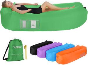 Профессиональный производитель подушек Inflatabler Ленивой Бич диван-кровать