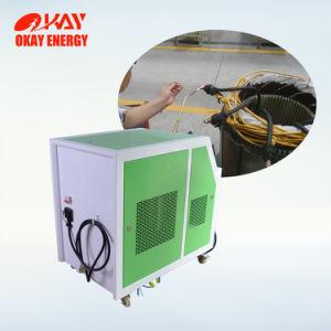Água livre máquina de corte de soldadura a gás combustível Oxi Hho Geradores de hidrogénio