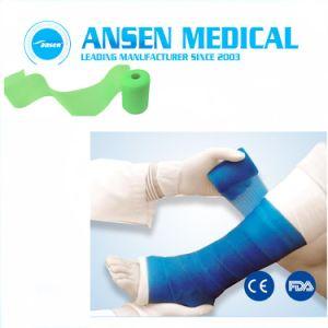 Amostra Consumíveis Médicos livremente Coreia Fita de fundição de fibra de vidro de bandagem