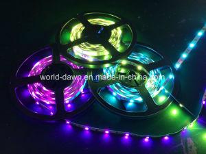 SMD5050 RGB LED DE TIRA flexible