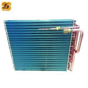 관 탄미익 공기에 의하여 냉각되는 열교환기 (4R-6T-500), 열교환기