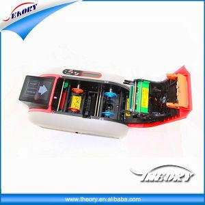 Impressora lateral dobro do cartão da impressão T12 de Seaory