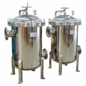 5 Unterbringung des Mikron-Saft-Filtration-Beutelfilter-SS