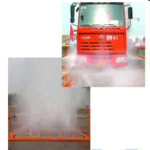 Roda de fornecedor de lavagem automática para os sistemas da máquina de caminhões pesados