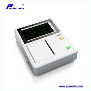 3 ECG機械または安いECG機械のチャネル携帯用ECGの機械か価格