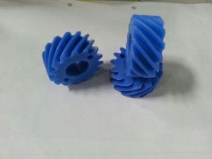 Plastic PA6 Spiraalvormig Toestel met de Weerstand van de Slijtage
