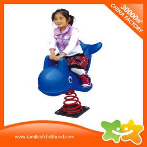 De mini Apparatuur van het Spel van de Rit van Kiddie van de Dolfijn voor Kinderen
