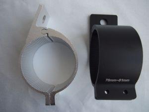 LED de aluminio de 66mm soporte de montaje de la luz de coche para paragolpes