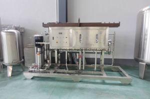 1-rang 2-rang RO de Zuivere Apparatuur van de Behandeling van de Filter van de Zuiveringsinstallatie van het Water
