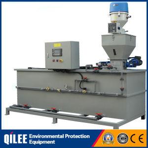 Eenheid van de Voorbereiding van het Polymeer van de Behandeling van het doorgevende Water de Automatische