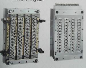 48のキャビティ針Pin弁の熱いランナープラスチックペットプレフォーム型