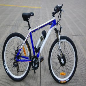 2018 Nuevo Modelo de motor DC Burshless Batería de litio del freno de disco de la pantalla LCD del bastidor de aleación de aluminio Bicicleta eléctrica