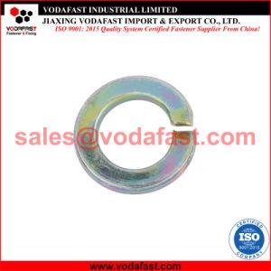Ressort en acier inoxydable DIN 127 la rondelle de blocage
