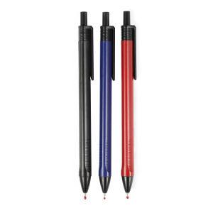 M&G канцелярских 0.7mm Tr3 Semi-Gel складной экономической помощи шариковой ручки черного цвета