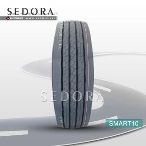 Hanmix radiales de acero largo de los neumáticos de Camión Volquete pesados de los neumáticos de autobuses Camionetas LTR TBR Truck & Bus neumáticos para camiones neumáticos 315/80R22.5 1100r20 385/65R22.5