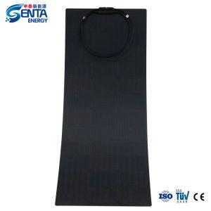 Высокоэффективная гибкая солнечная панель питания от монопанели/полипанели 100 Вт. Для солнечной системы питания