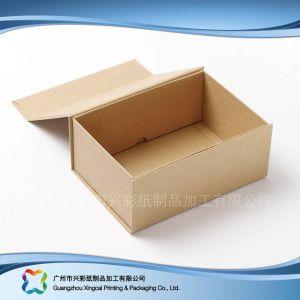 Картон плоские складные упаковка подарочная упаковка с магнитным закрытия (xc-APC-001)