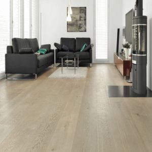 Aparelhos electrodomésticos White Oak Engineered Soalhos/piso de madeira