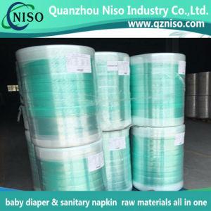 2016 Venda quente impressos de alta qualidade a Adl Nonwoven Fabric Filtro para dermatite das fraldas