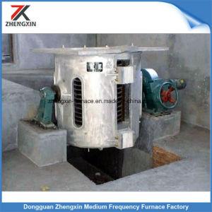 Forno di fusione di induzione di alluminio delle coperture (GW-1T)