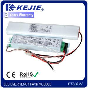 Kejie Paquete de alimentación de emergencia y emergencia Kit de conversión de la luz del tubo LED 18W