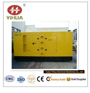 Двигатель Shangchai тавра китайца известный для дизеля машинного оборудования конструкции 450kVA Gen-Установил