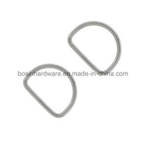 Tornillería de acero inoxidable jarcia anillo D