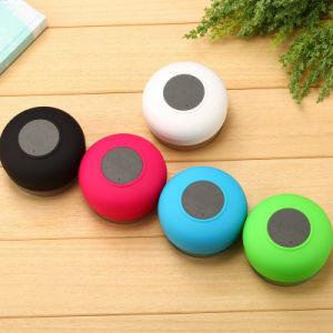 Bts06 portables impermeabilizan el altavoz estéreo sin hilos de Bluetooth del cuarto de baño del lechón